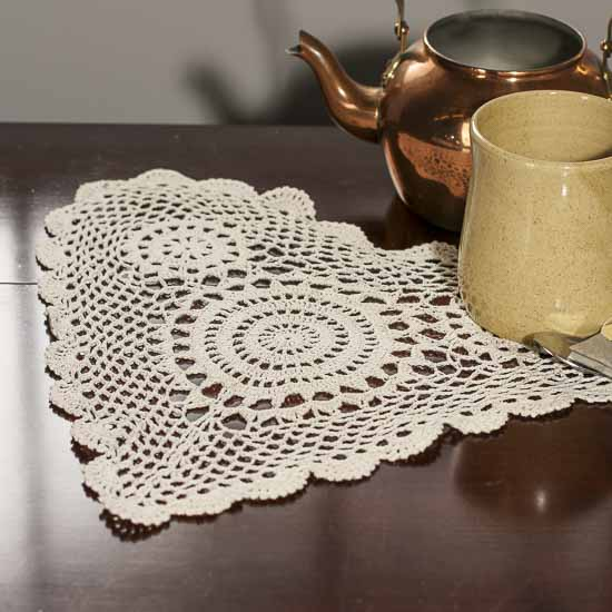 Crochet Wedding Invitations: Crochet And Lace Doilies