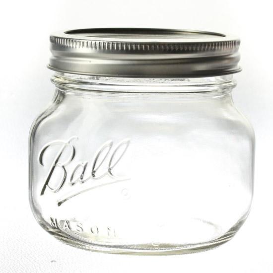 ball self sealing wide mouth mason jar new items. Black Bedroom Furniture Sets. Home Design Ideas
