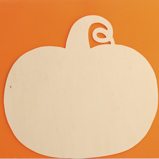 Unfinished wood pumpkin cutout wood cutouts unfinished for Templates for wood cutouts