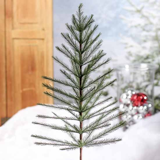 Christmas Trees With Decorations Included