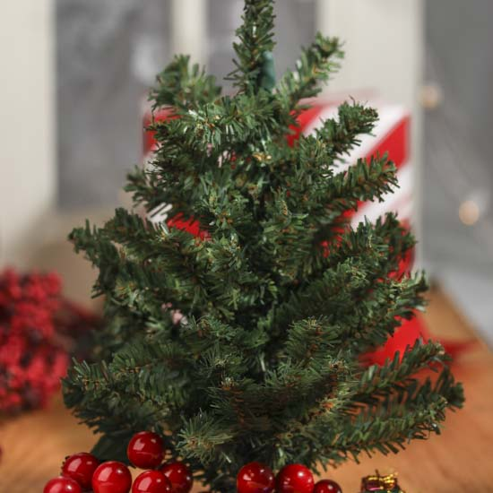 Small Artificial Pine Tree