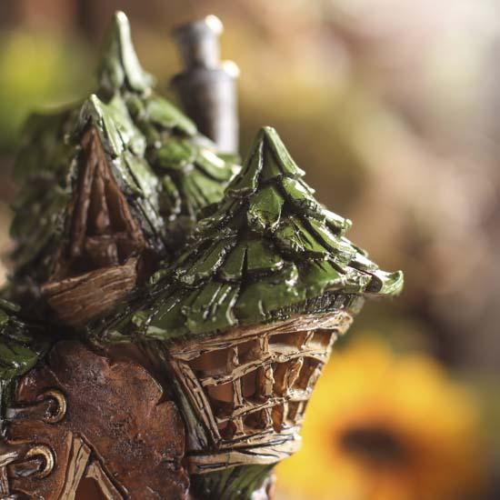 Fiddlehead Fairy Garden Shoe House Fairy Garden