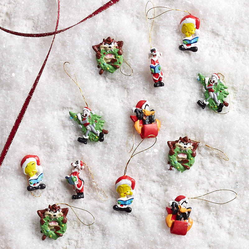 Download Looney Tune Christmas Ornaments