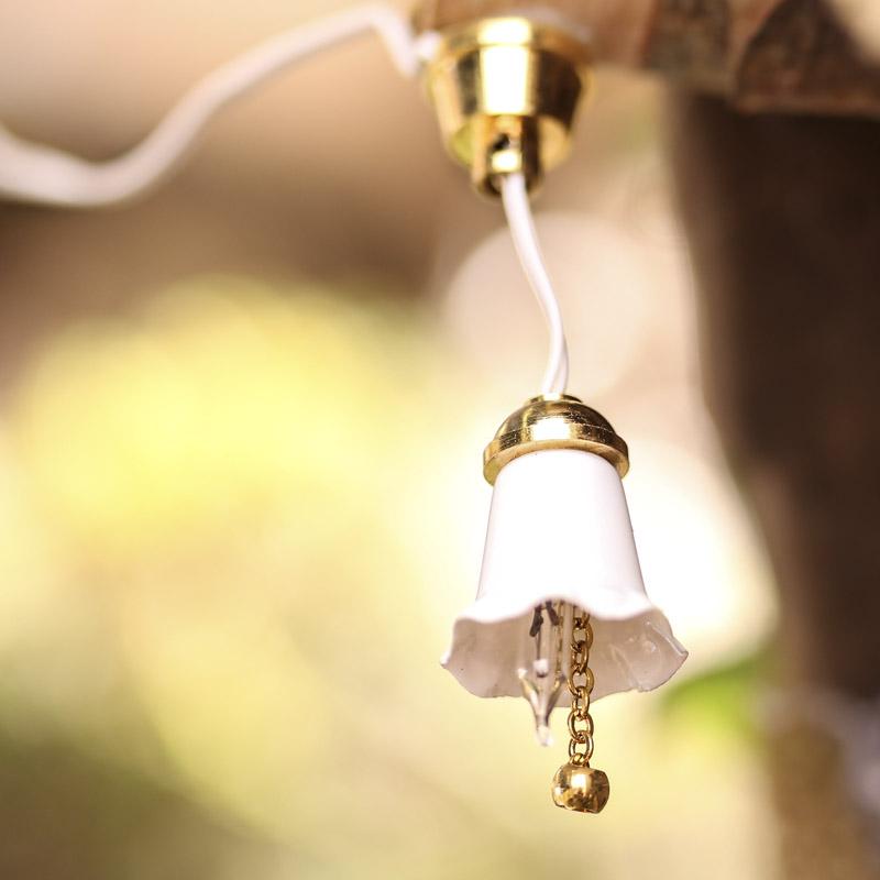 Dollhouse Miniature Ceiling Light