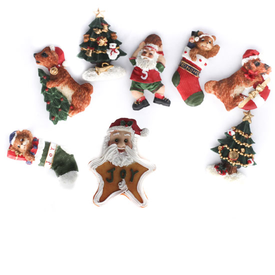 Small christmas magnets craft supplies sale sales for Small magnets for crafts