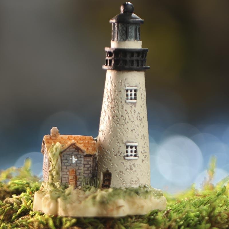 Miniature Lighthouse Coastal Decor Home Decor