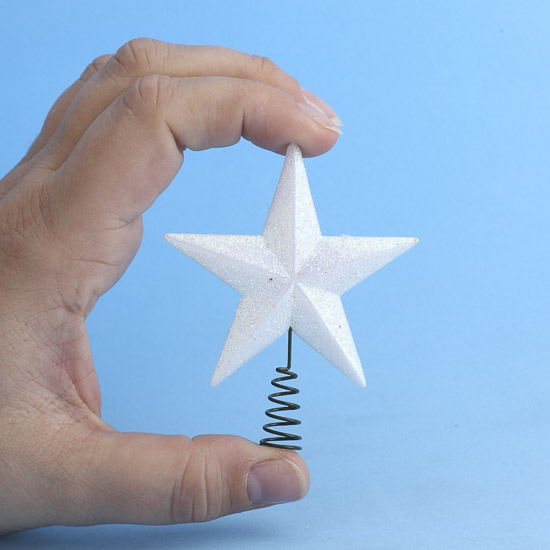 Small Christmas Tree Topper