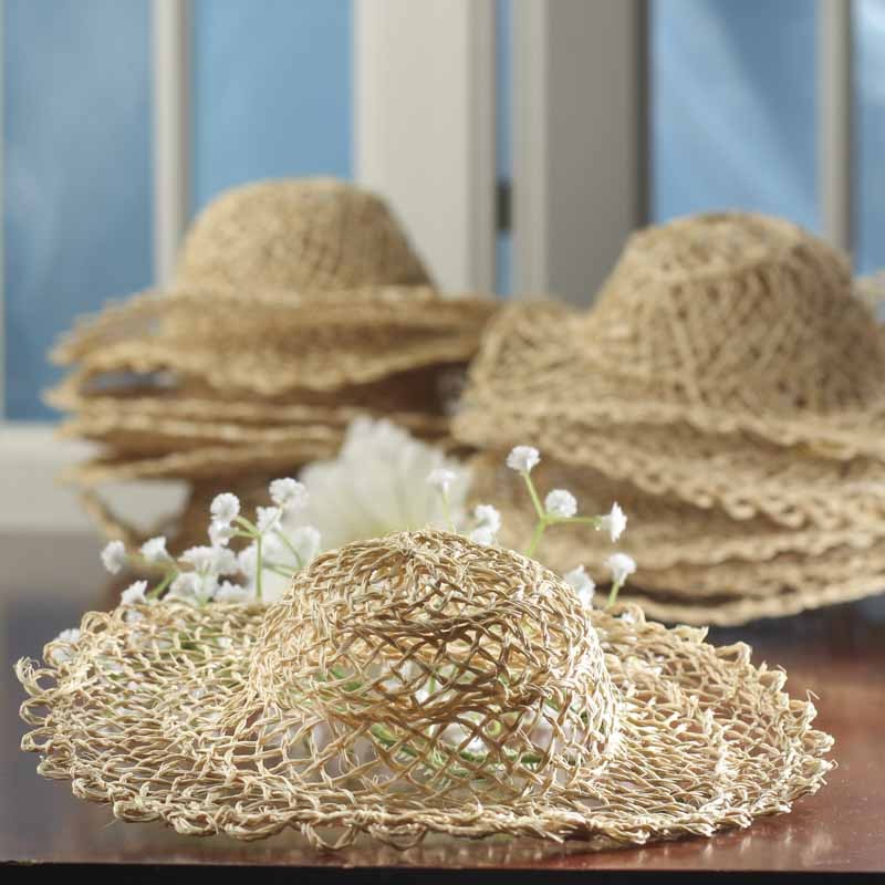 Craft Straw Hats For Dolls