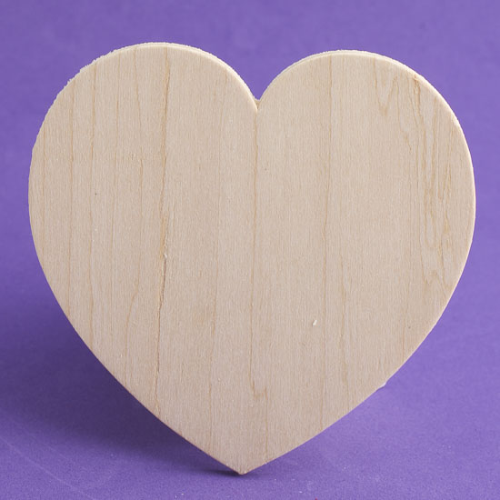 Unfinished wood heart cutouts wooden hearts unfinished for Wooden hearts for crafts