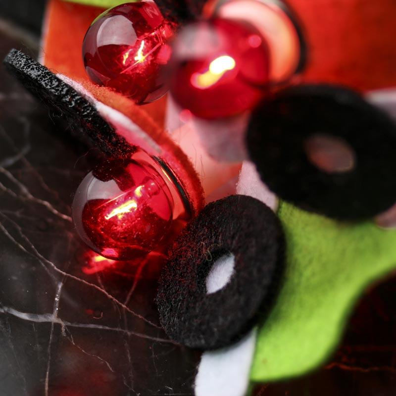 Felt Car Decorative String Lights - On Sale - Home Decor