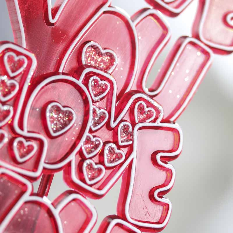Valentine Craft Decorations
