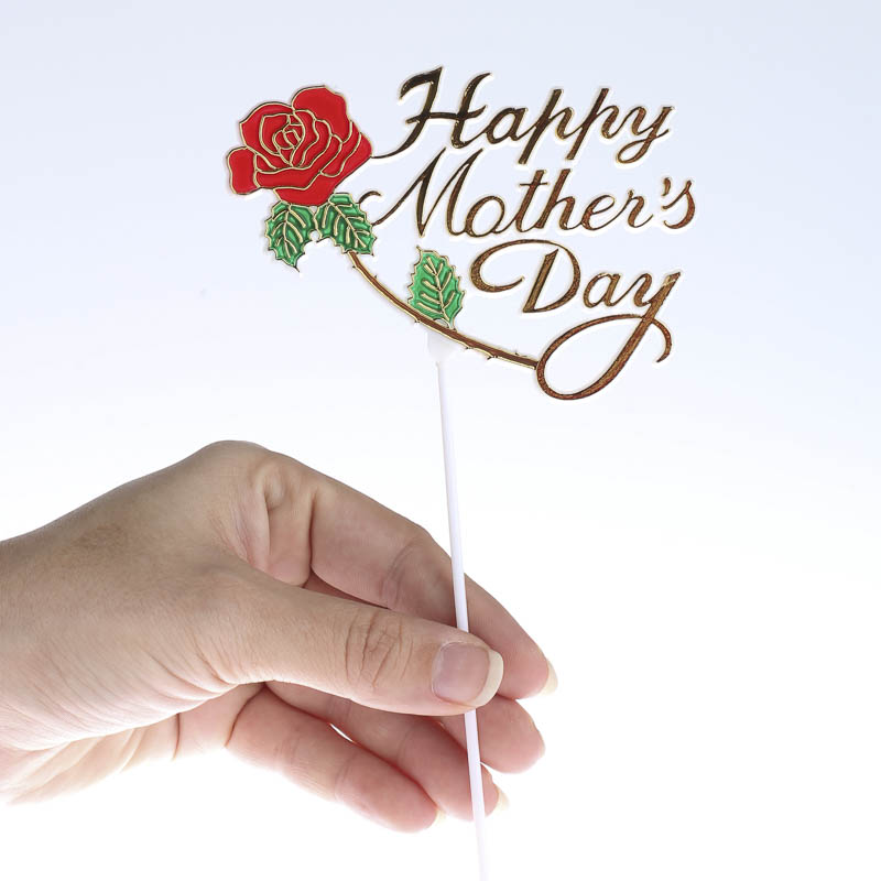 Happy mother 39 s day picks picks and stems floral for Mother s day craft kits
