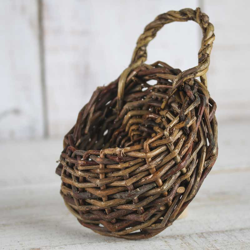 Wall Hanging Basket Baskets Buckets Boxes Home Decor