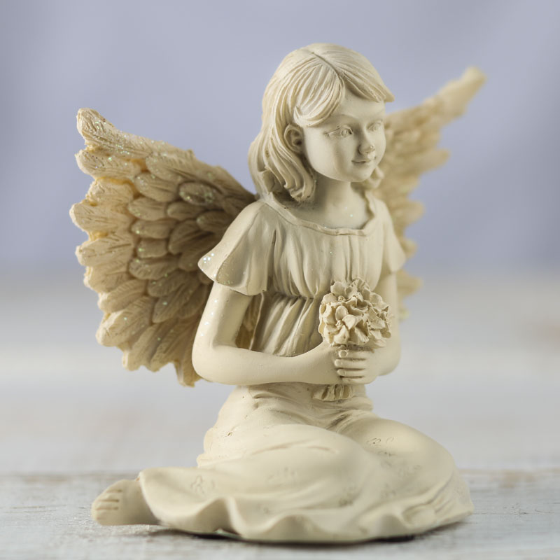 Angel star grace inspiration fairy figurine miniatures sale sales - Angels figurines for sale ...