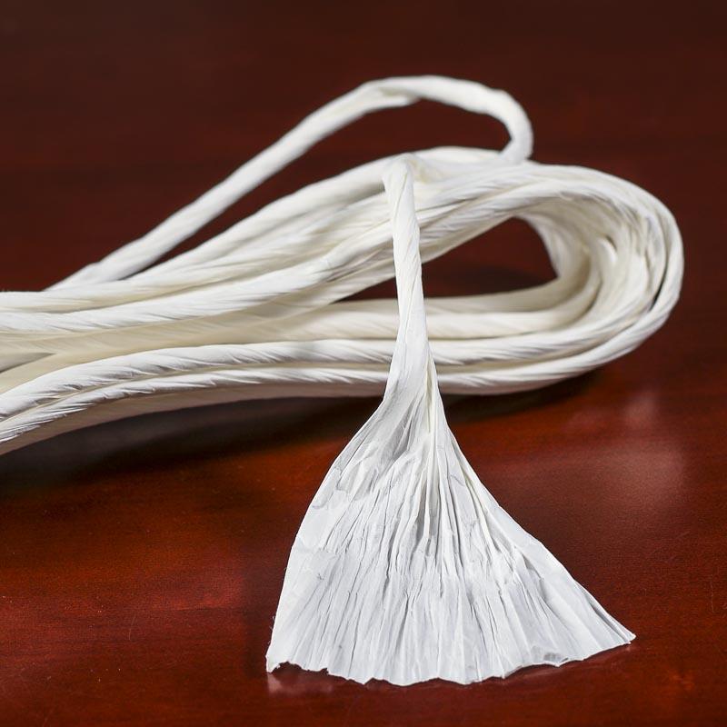 White Paper Twist Paper Twist Basic Craft Supplies Craft Supplies