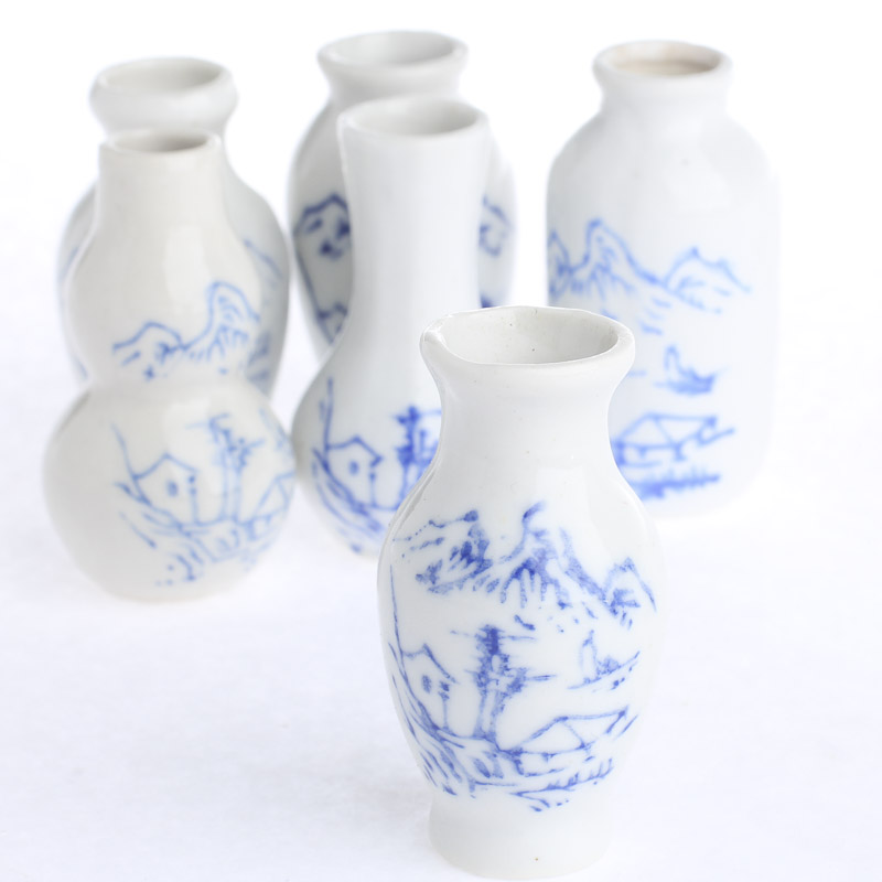 Small Chinese Porcelain Vases What s New Dollhouse