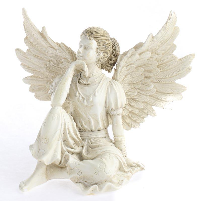 "Angel Star ""Thoughtfulness"" Simplicity Fairy Figurine ..."