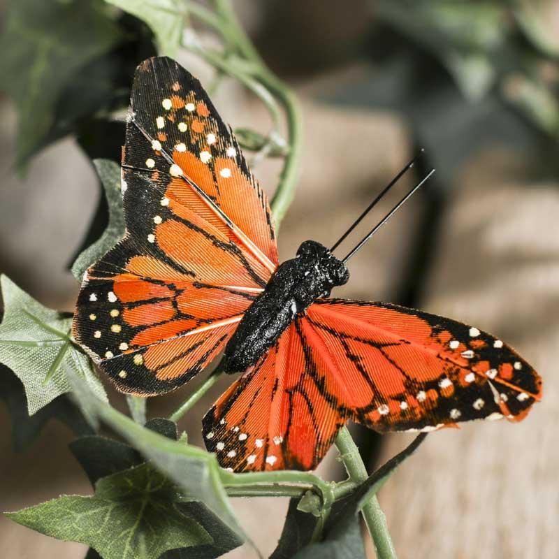 Artificial Monarch Butterflies Birds Amp Butterflies
