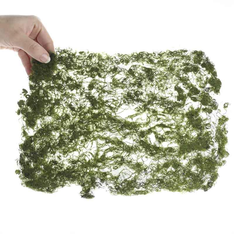 Artificial Moss Sheet   Artificial Greenery   Floral Supplies   Craft  Supplies