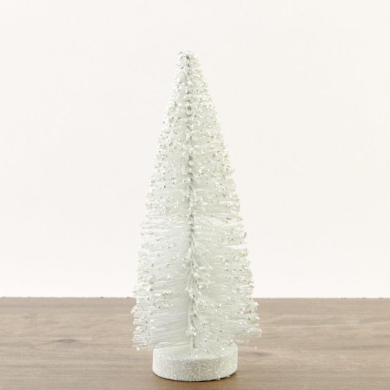 Small Bottle Brush Christmas Trees