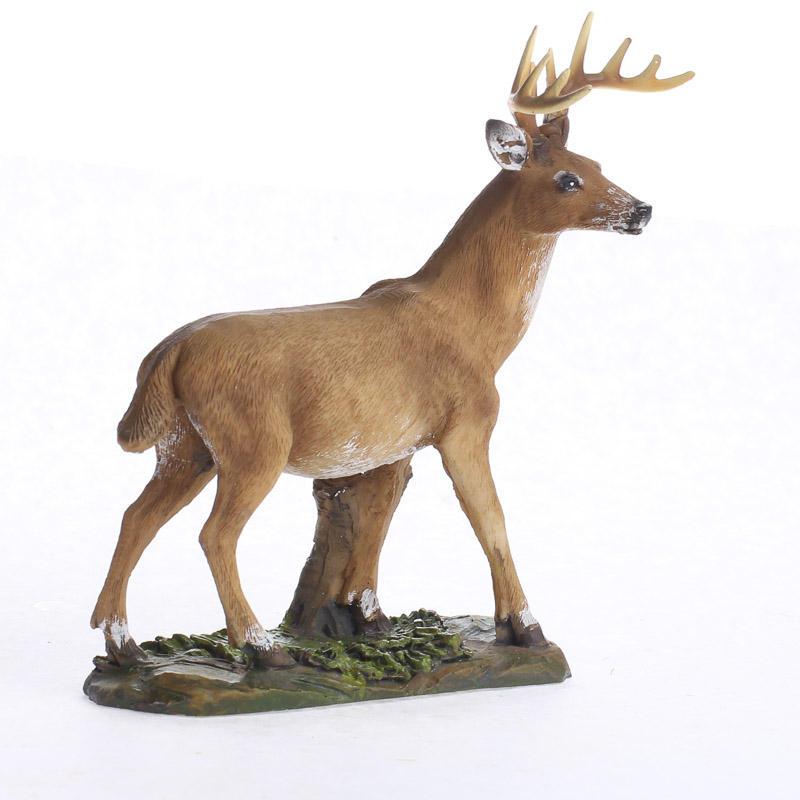 Miniature Buck Deer Figurine New Items