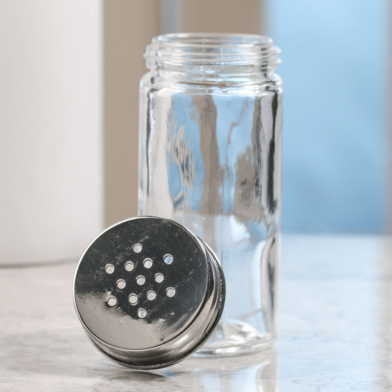 Small Clear Glass Shaker Kitchen Utensils Kitchen And