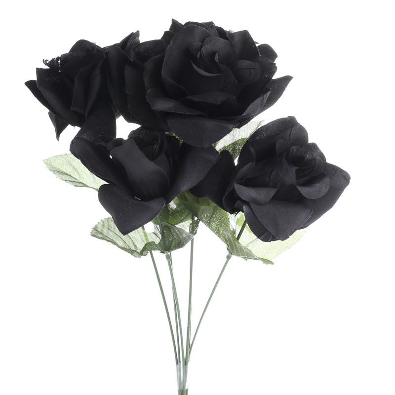 Black Rose Ͽ� Gostica: Artificial Black Roses
