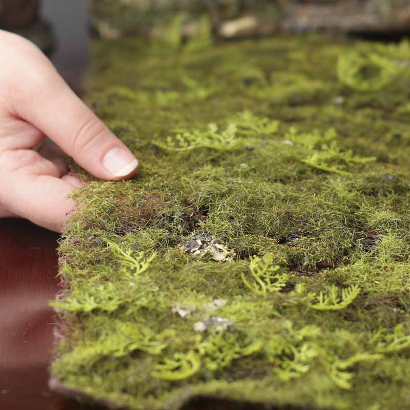 Bon Artificial Moss Sheet