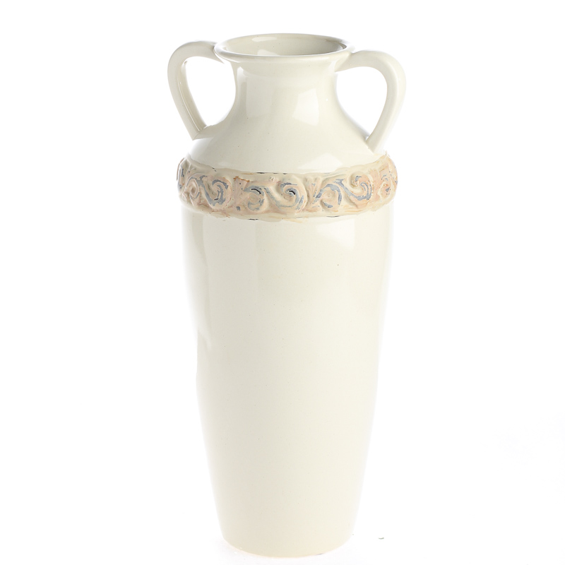 Ceramic Amphora Vase - Table Decor - Home Decor
