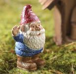 Mr. Blue Gnome Figurine