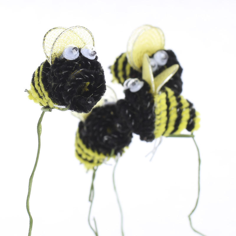 Best Chenille Bees On Wire Images - Wiring Diagram Ideas - blogitia.com