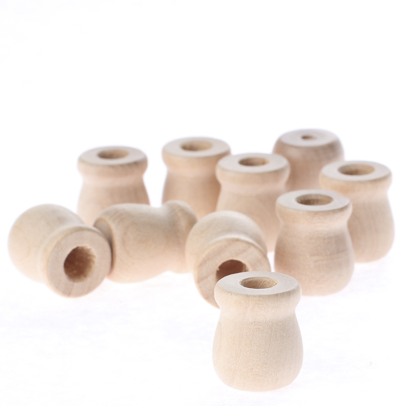 Small Unfinished Wood Candle Cups Candle Cups And Candle