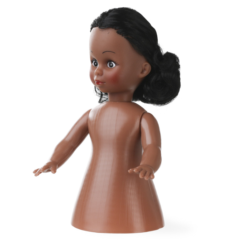 African American Renuzit Air Freshener Doll Plastic And