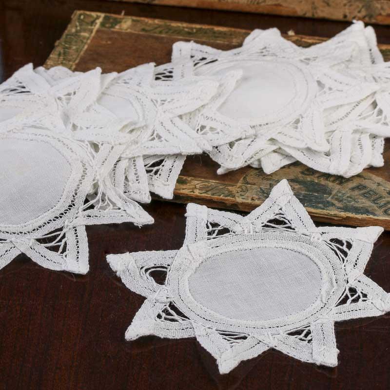 white round battenburg lace doilies crochet and lace doilies