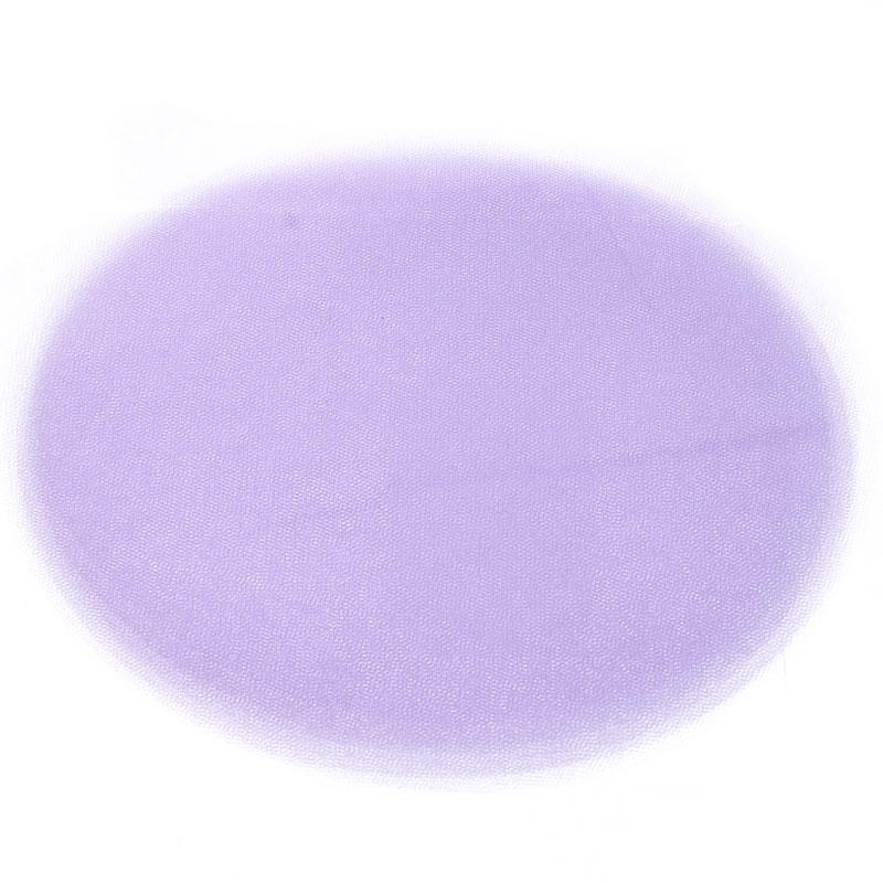 Lavender Tulle Circles Tulle And Organza Wedding Favors
