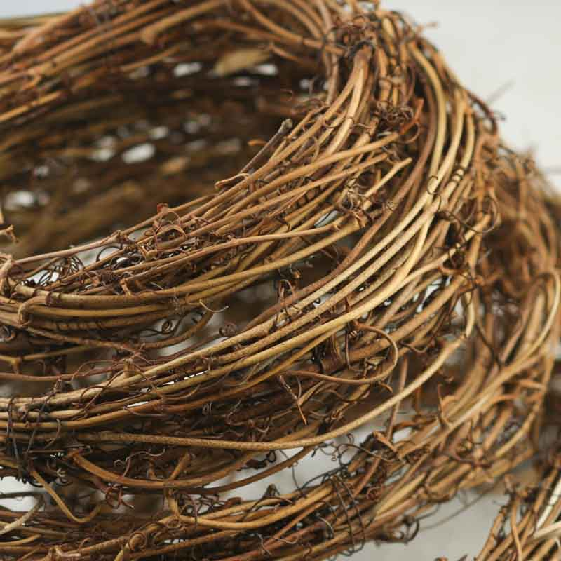 15 Natural Grapevine Twig Garland Garlands Floral