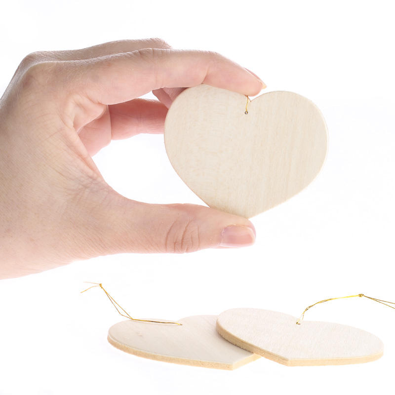 how to cut hearts out of wood