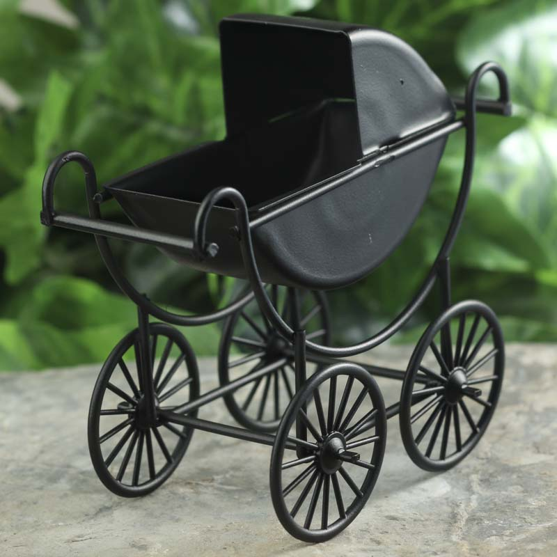 Miniature Baby Carriage - New Items