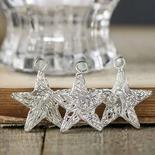 Miniature Silver Stars