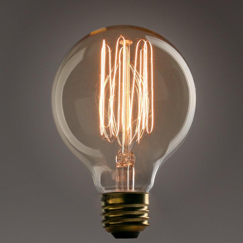 Vintage Edison Style Light Bulb - What's New - Home Decor ...