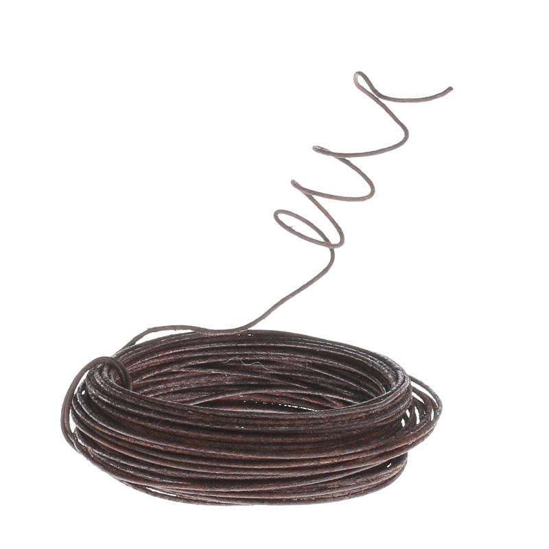 Rusty Tin Craft Wire