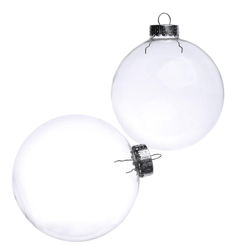 Mm Clear Glass Ball