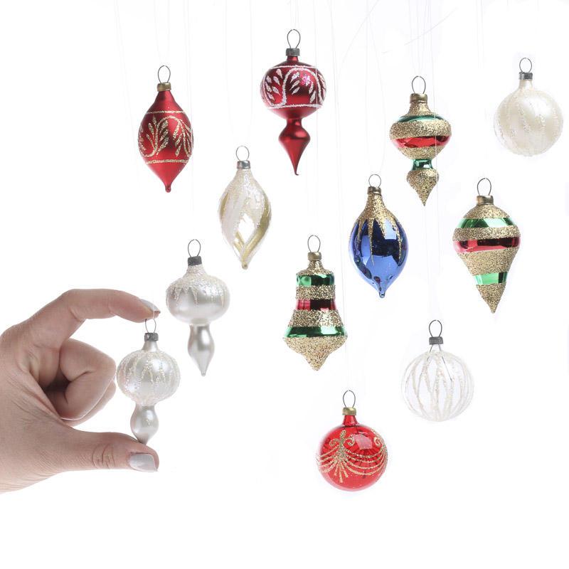 small glass christmas ornaments christmas ornaments christmas and winter holiday crafts - Glass Christmas Ornaments