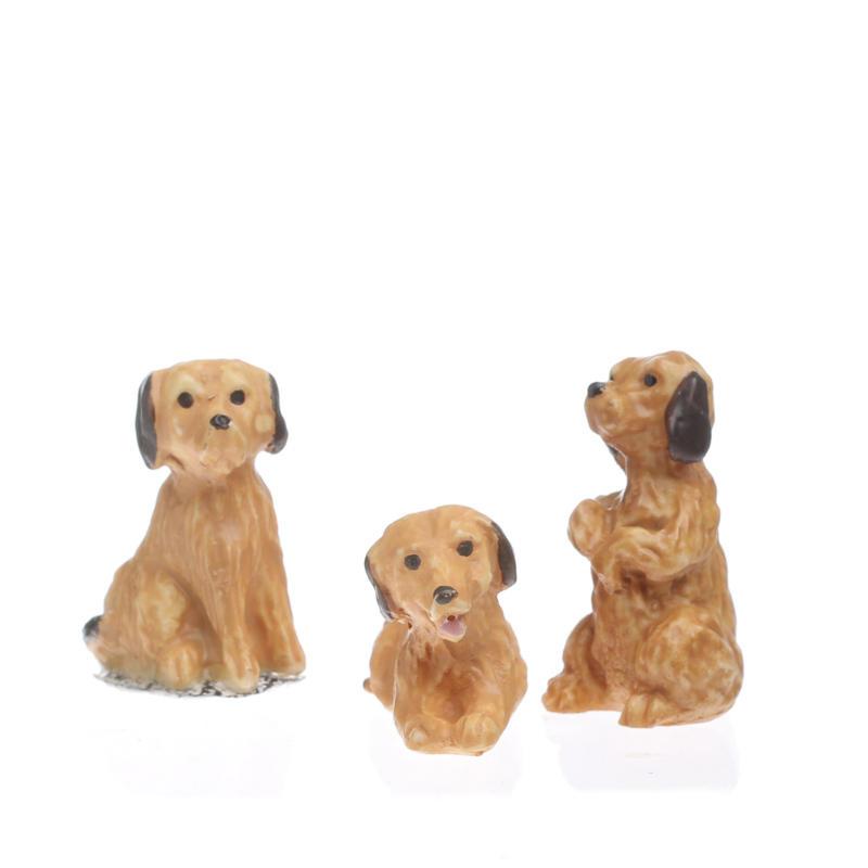 Dollhouse Miniature Dog