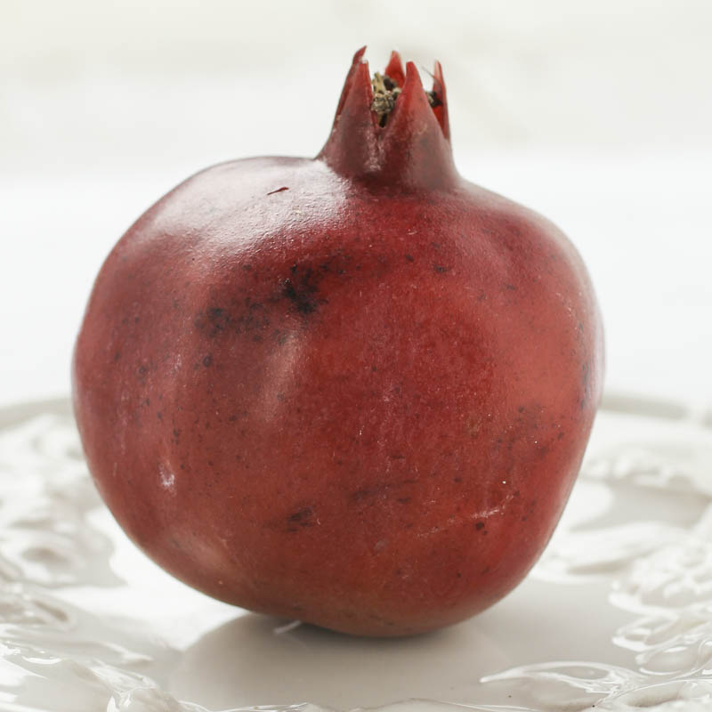 Realistic artificial pomegranate from winward floral for Artificial pomegranate decoration