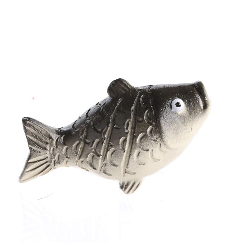 Dollhouse Miniature Bass Fish Wall Decor