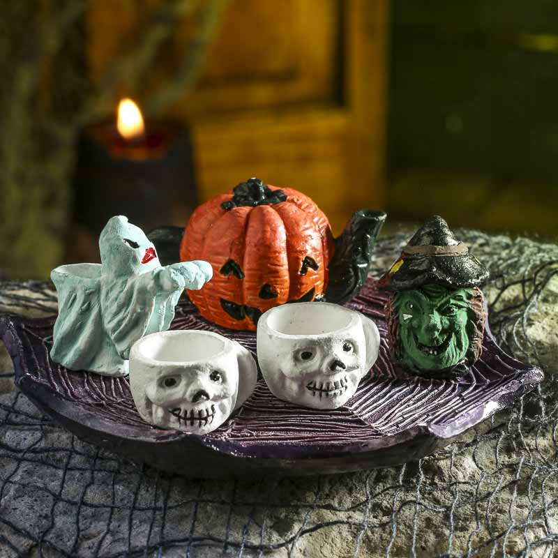 Miniature Halloween Decorations