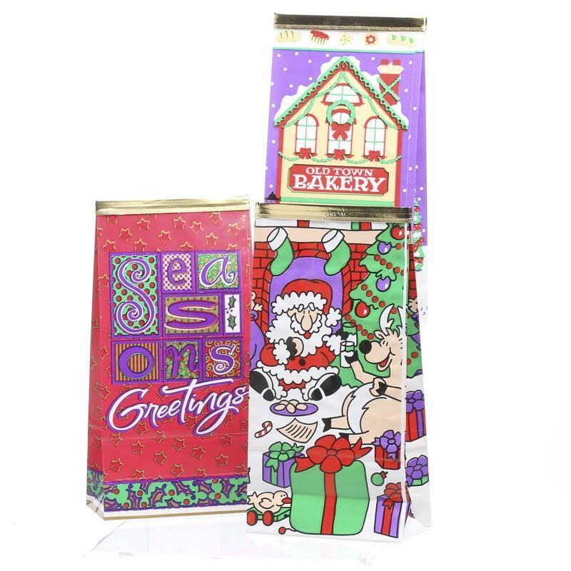 Christmas gift bag on sale holiday crafts