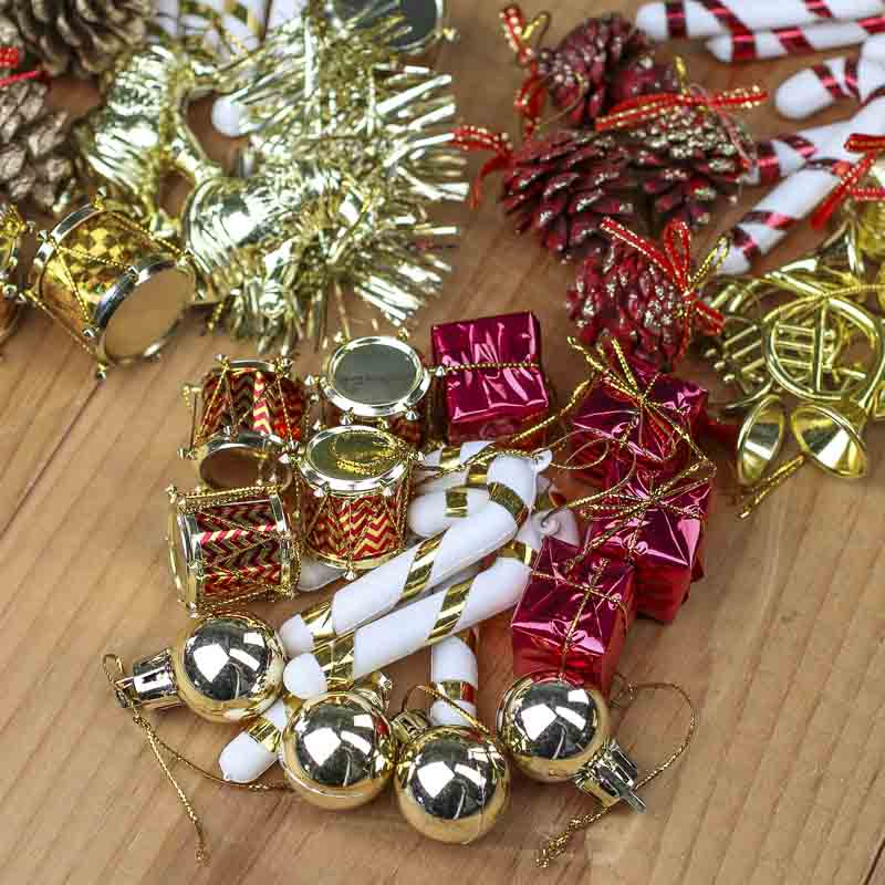 Religious Christmas Ornament Assortment: Assorted Christmas Ornaments