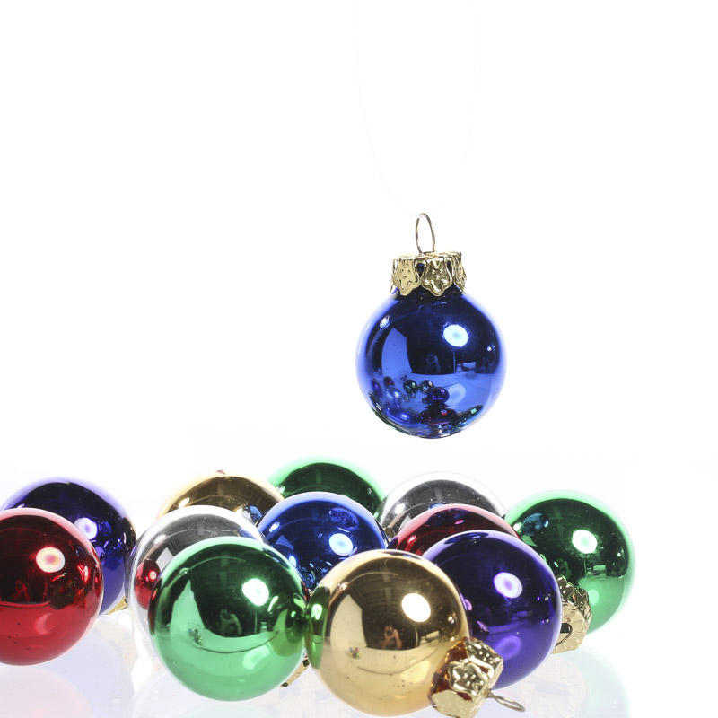 Glass Ornaments and Mini Ornament Sets